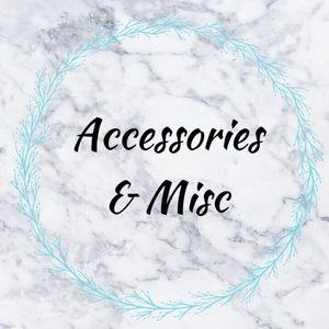 Other - ✨ACCESSORIES & MISC✨